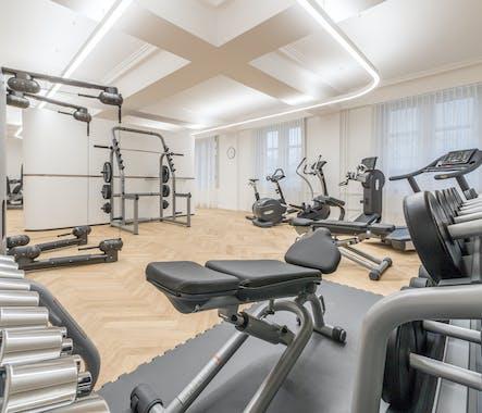 Trainingsbereich Physiozentrum Stauffacher
