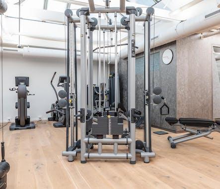 Physiozentrum Basel Marktplatz Trainingsbereich