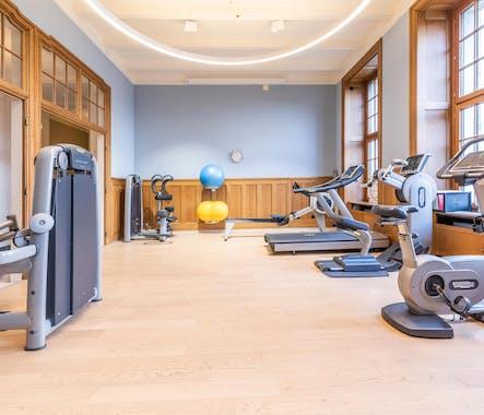 Physiozentrum Basel SBB Trainingsbereich